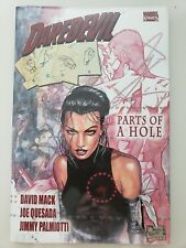 DAREDEVIL: PARTS OF A HOLE HARDCOVER 2010 MARVEL KNIGHTS 1ST APPEARANCE ECHO!