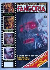 """Fangoria Magazine, No. 33, Pull-Out Poster No. 8, """"The Shining"""", Like New"""