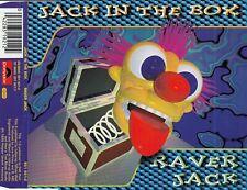 JACK IN THE BOX : RAVER JACK / CD