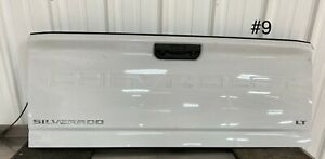 2019-2020 CHEVY SILVERADO 2500-3500 LT TAILGATE/LIFT GATE *NEW TAKE-OFF*OEM*