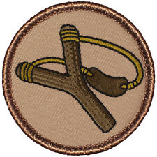Cool Boy Scout Patrol Patch! - #783 The Slingshot Patrol!