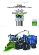Greeting cards Silage Time Art