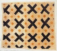 African Kuba cloth Velvet bakuba raffia Africa kv348