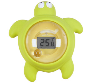 Child Bath Thermometer Toy with rattling ball - TensCare