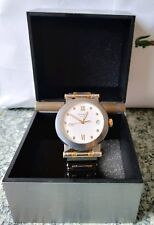 Movado Vizio Men's Watch 18k Gold and Stainless Steel