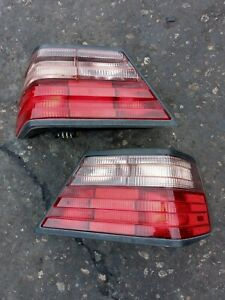 94-95 Mercedes Benz W124 pair of OEM taillights E320 E420