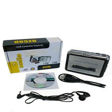 Tape to PC USB Cassette MP3 CD Converter Capture Digital Audio Music Player New