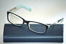 TIFFANY & COMPANY TF 2071-B 8055 Blue Plastic Women's Eyeglasses Frames ITALY