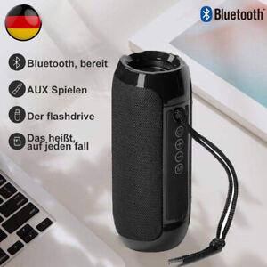 Tragbarer Bluetooth 5.0 Lautsprecher Soundstation Musikbox Radio MP3 SD USB