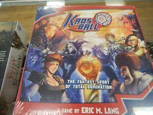 Kaos Ball new shrink wrapped