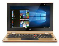 "IBALL COMPBOOK i360 11.6"" HD TOUCH SCREEN  INTEL ATOM + 2GB RAM + 32GB + WIN10"