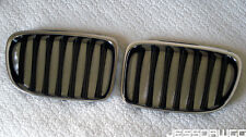 BMW OEM Grille 10627110 Right / Left by Gerhardi R / L grill Germany 51 11 2 993