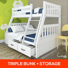 Pine Bunk Bed Frames