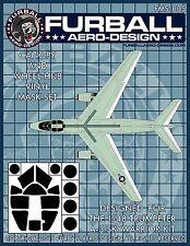 1/48 Furball A-3 Skywarrior Vinyl Mask Set for the Trumpeter Kit