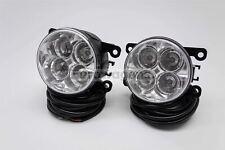 Suzuki Jimny 05-18 Faros Antiniebla Set Par LED Luz Diurna Con Cableado OEM
