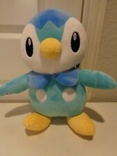 Pokemon Build a Bear - Piplup - BAB Plush Authentic Workshop