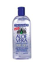 1 Flasche Fruit of the Earth Aloe Vera 100% Gel 355ml