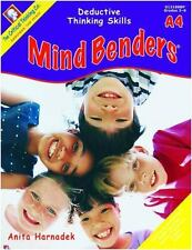 Mind Benders: Mind Benders A4 : Deductive Thinking Skills by Anita Harnadek...