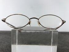Authentic Elizabeth Arden Ea Pt-31-1 Eyeglasses 49-17-135 Brown Flex 5206
