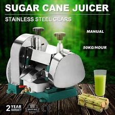 Manual Sugar Cane Juicer,Sugarcane Juice Extractor Squeezer Hand Press Machine
