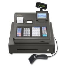 Sharp Cash Register