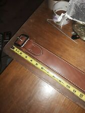 EL PASO SADDLERY GUN BELT--NEW OLD STOCK--NICE CLEAN BELT- HOLDS 13 CARTRIDGES