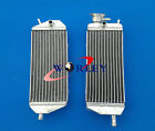 L&R aluminum radiators Gas Gas MX/SM/EC 200/250/300 2007-2010 2008 2009 2010