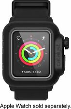Genuine Catalyst Case for Apple Watch 38mm - Series 2 and 3 - Stealth Black