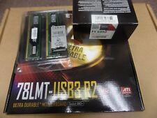 AMD FX-8350  GIGABYTE  MOTHERBOARD  16GB MEMORY COMBO KIT