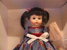 "Madame Alexander 8"" wendy Doll Christmas Stocking Stuffers 38690 2004 MIB new"