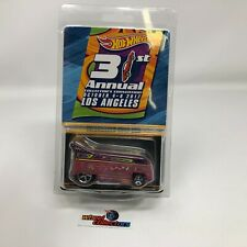 Volkswagen Drag Bus * Hot Wheels 31st Collector's Convention * ZA14
