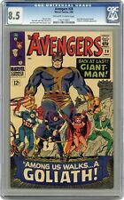 Avengers #28 CGC 8.5 1966 1162718001 1st app. The Collector