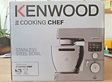Kenwood Cooking Chef Steinles Steel Bowl, Edelsahahl Schüssel 6,7l