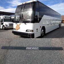 Prevost bus parts h3-45/h5-60 front full emblem and cover