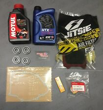 Montesa Cota 4RT Trials 4T Service Kit 1 Elf Oil Honda Filter Gasket Motul