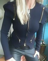 "Sass & Bide ""The Passing Game"" Coat/Jacket sz S"