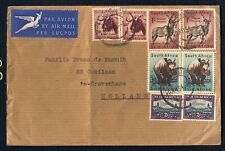SOUTH AFRICA LETTER 1954 / INTERNATIONAL LETTER / HOLLAND