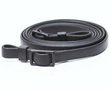 "Vintage 50"" Rubber Neck Strap For Minolta Pentax Canon Nikon Konica Polaroid"