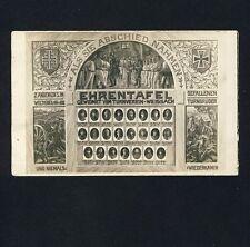 WEISSACH OA Leonberg / Ehrentafel für Gefallene Soldaten / TV * Foto-AK um 1918