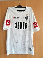 Borussia Mönchengladbach Trikot mit Unterschriften Saison 2004/2005