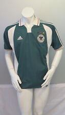Team Germany 2002 World Cup Jersey - Away Jersey by Adidas - Men's Medium