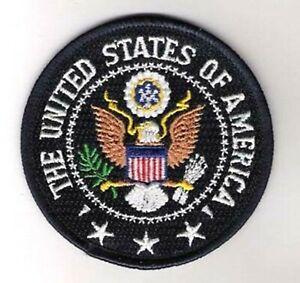 État Dept Wps Travail Pmc Dds Patch : États-unis Aigle Insignes (Générique)