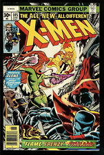 X-Men #105 vs. Firelord - Very Fine+