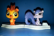 2015 Littlest Pet Shop RUSSELL and CARLA Toys - McDonald's