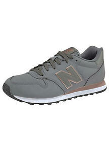 New Balance Women's 500 Trainers Grey Shoes