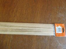 50 brochettes bois  neuf