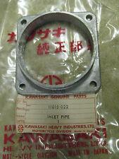 KAWASAKI F7/F6 AIR BOX INLET PIPE FLANGE 1971 NOS!