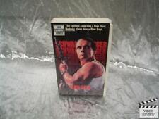 Raw Deal VHS Arnold Schwarzenegger Large Case