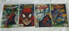 THE PURSUIT OF SPIDER-MAN COMIC SERIES, PARTS 1-4. IN EXCELLENT CONDITION