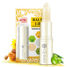 1x Rich Natural Plant Honey Moisturizes Lip Balm Soft Lipstick Unisex Lip Care